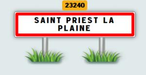 ST PRIEST LA PLAINE