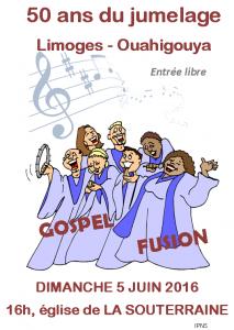 Concert 5 juin